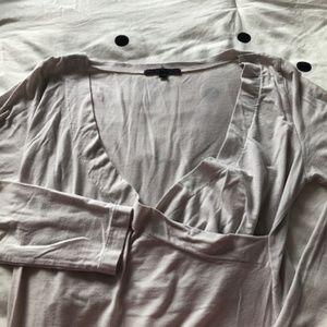 Coton Wrap Shirt